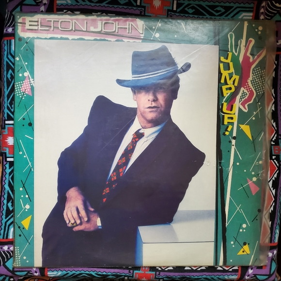 VTG Elton John Album